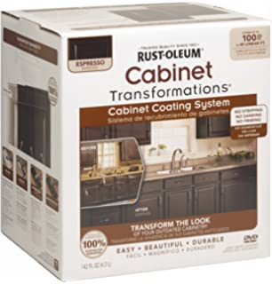 Rust-Oleum 263231 Cabinet Transformations, Small Kit, Espresso