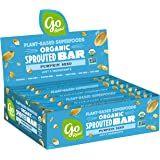 Go Raw Superfood Bars, Pumpkin Seed, Box of 10 Small Bars | Keto | Gluten Free Snacks | Vegan | Natural | Organic (Packaging May Vary)