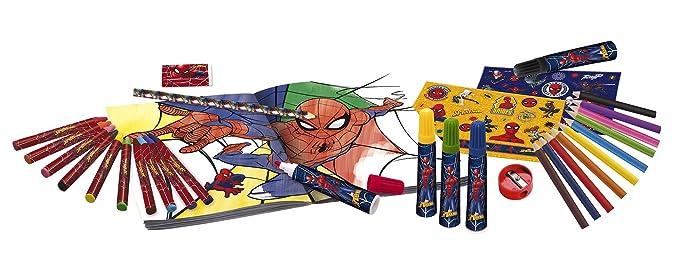 Spiderman- Maletín de Actividades (Canal Toys SPC 224 ...