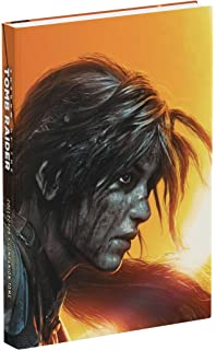 Shadow Of The Tomb Raider Official Collectors Edition Guide
