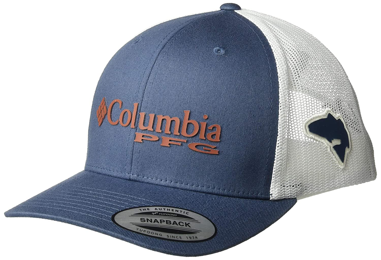 c397a35cd6d Columbia Unisex PFG Mesh Snap Back™ Ball Cap
