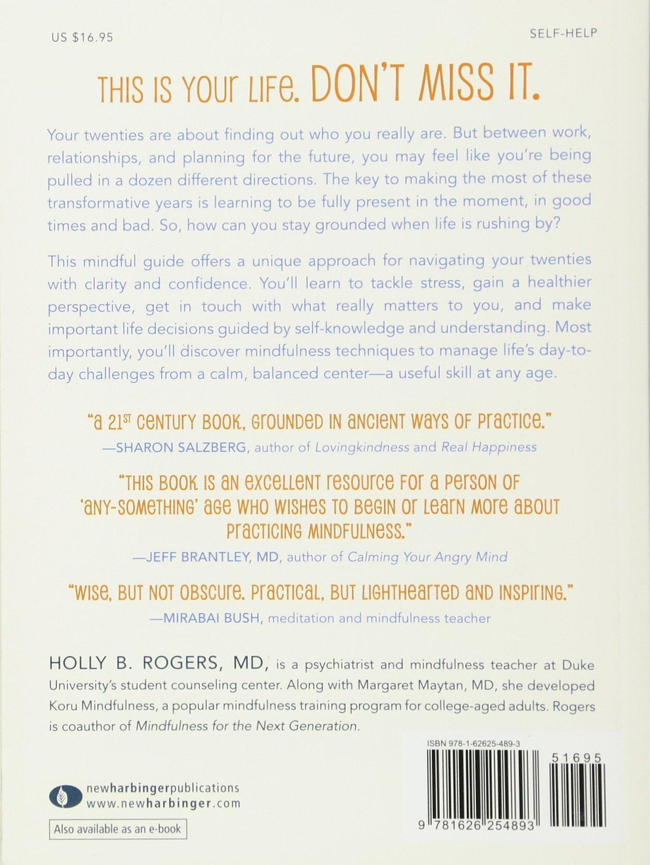 The Mindful Twenty-Something: Life Skills to Handle Stress   and