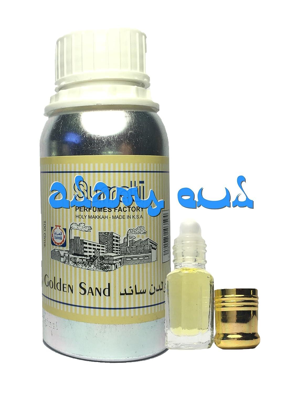 * NEU * Golden Sand von surrati 3ml ITR Rosenöl Öl basierend Parfüm Gorgeous Parfüm