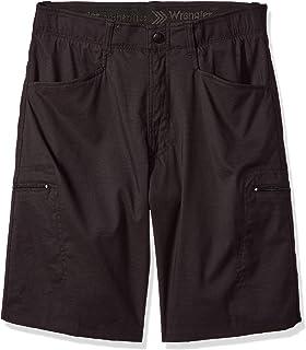 ad63850936 Wrangler Authentics Men's Performance Comfort Flex Waist Cargo Short