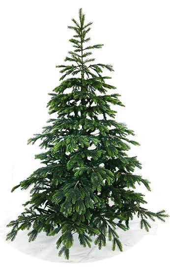Künstlicher Tannenbaum 180.Gartenpirat Künstlicher Tannenbaum 180 Cm Bontree Fichte Weihnachtsbaum Pe Pvc Mix