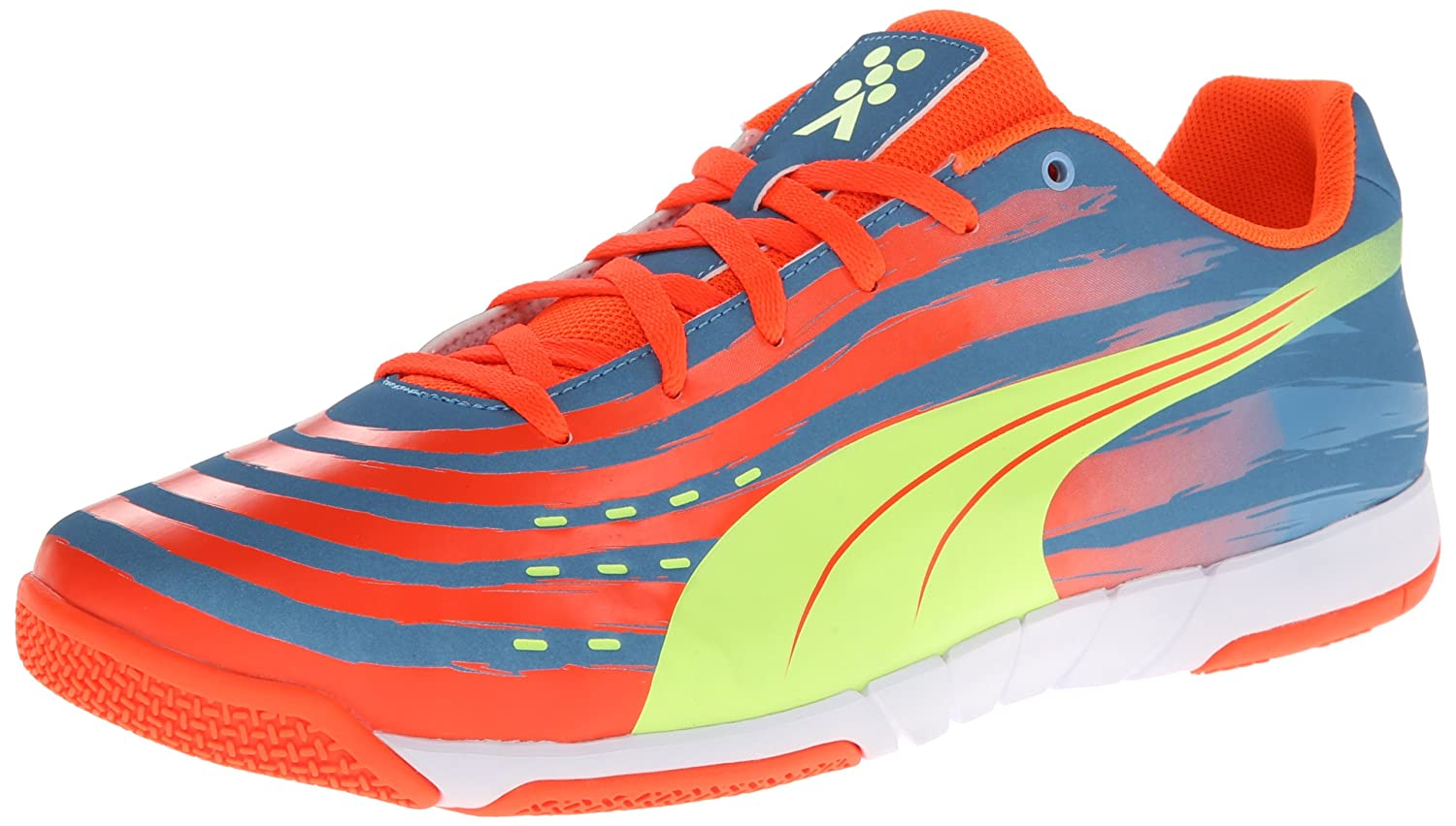 PUMA メンズ B00DOL4E5E 9 mens_us|Sharks Blue/Fluorescent Peach/Fluorescent Yellow Sharks Blue/Fluorescent Peach/Fluorescent Yellow 9 mens_us