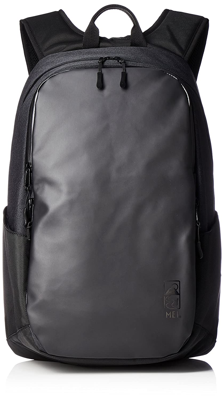[エムイーアイ] リュックサック ブラックシリーズ PU素材 MDB501 B079YP8G4C グレー グレー