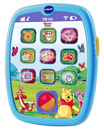 Vtech 80 157504 winnie puuh baby tablet amazon spielzeug vtech 80 157504 winnie puuh baby tablet voltagebd Gallery