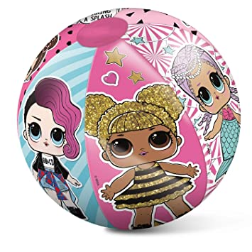 LOL SURPRISE Pelota Playa Hinchable (16803), Juventud Unisex ...