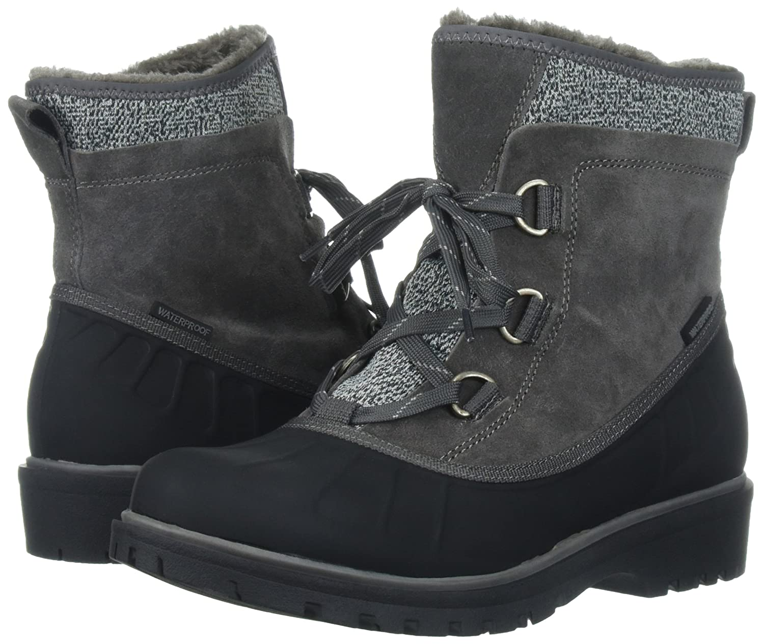 BareTraps Women's Silita Snow Boot US|Gunmetal B071NP51XV 8 B(M) US|Gunmetal Boot 34237d