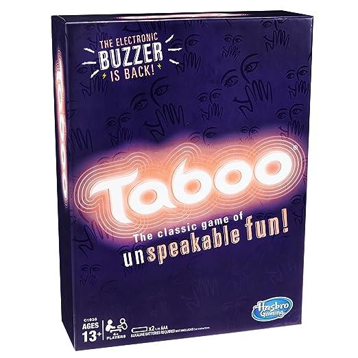 Amazon Taboo Game Hasbro Toys Games