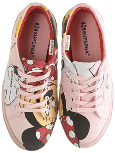 many fashionable online for sale ever popular Superga Cartoon 2750-DISNEY MINNIECOBW Minnie Pink