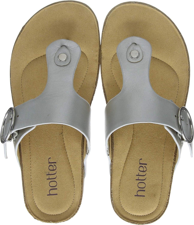 Hotter Women's Resort Wide Fit Sandal
