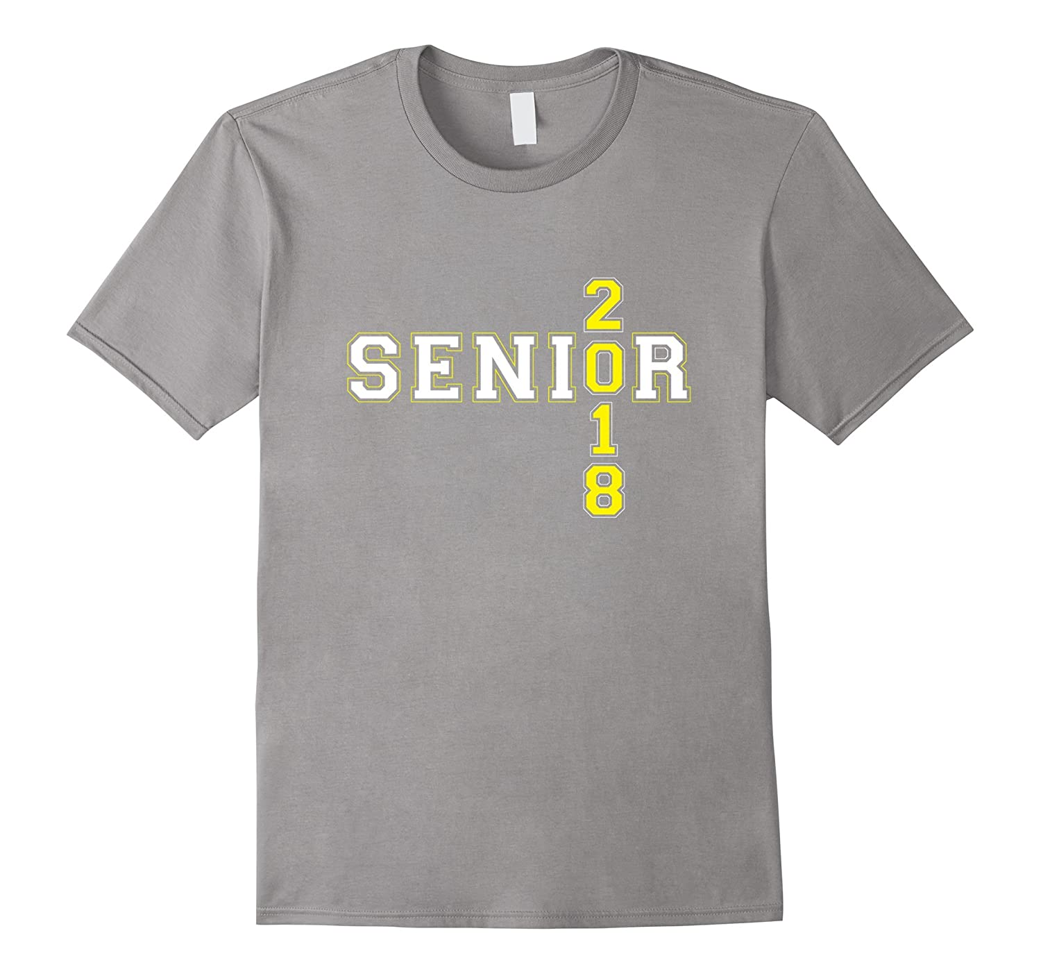 Senior Year 2018 Shirt-Gifts For Class of 2018 For Christmas-FL