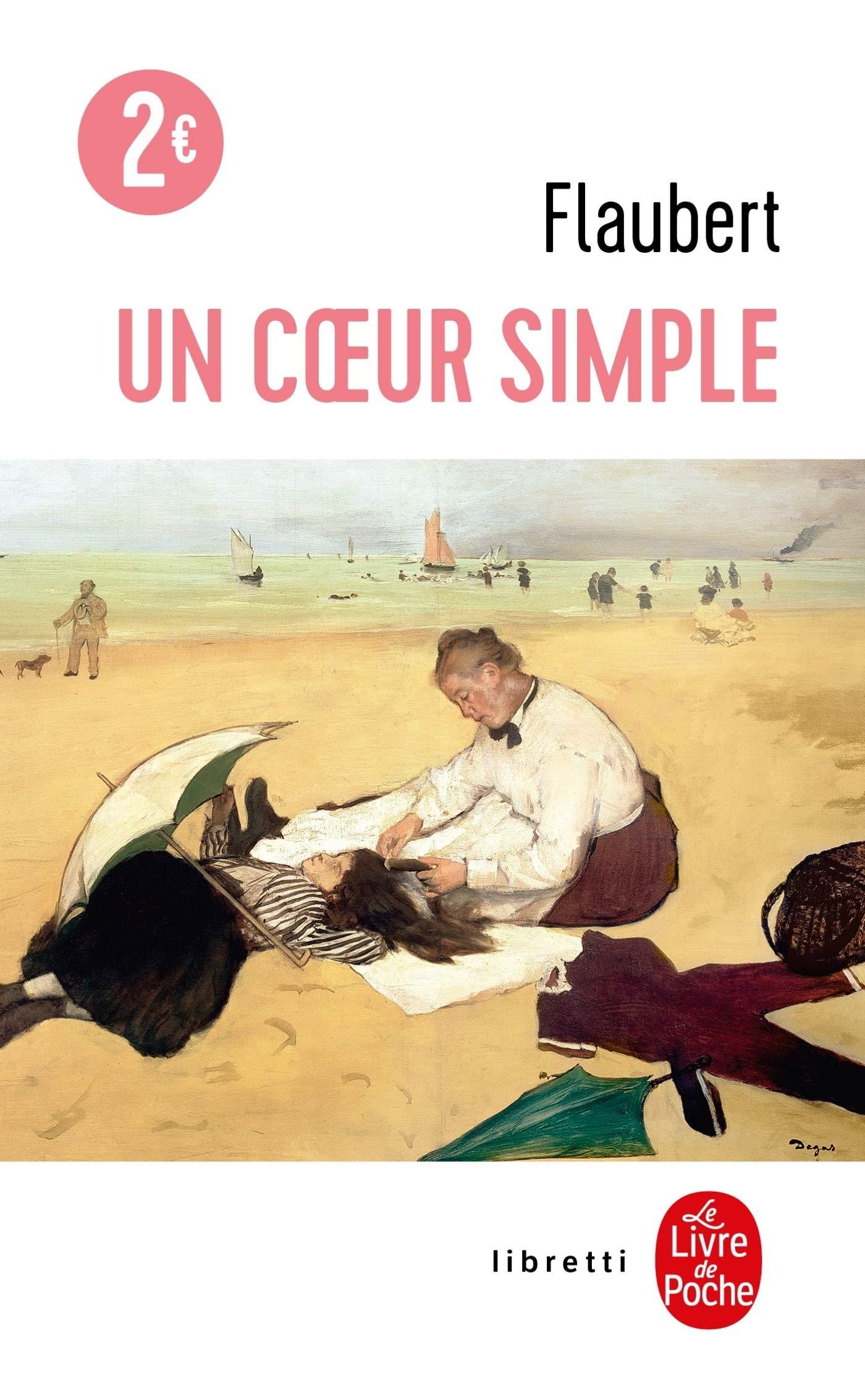 Amazon.fr - Un coeur simple - Flaubert, Gustave - Livres