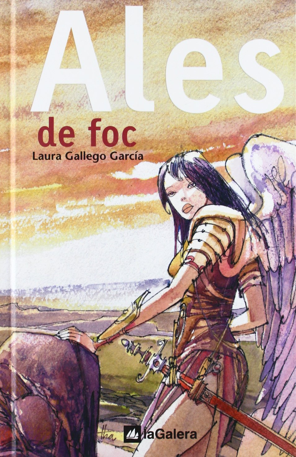 Ales de foc (Narrativa Singular): Amazon.es: Laura Gallego, Ferran Gibert: Libros