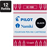 PILOT Namiki IC100 Fountain Pen Ink Cartridges