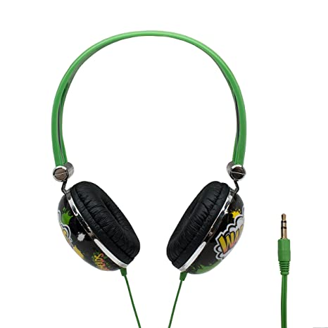 ihip warheads candy stereo noise isolating headphones for apple android compatible gifts for kids teens headphones for boys and girls fun and  ihip headphone with mic wiring diagram #9
