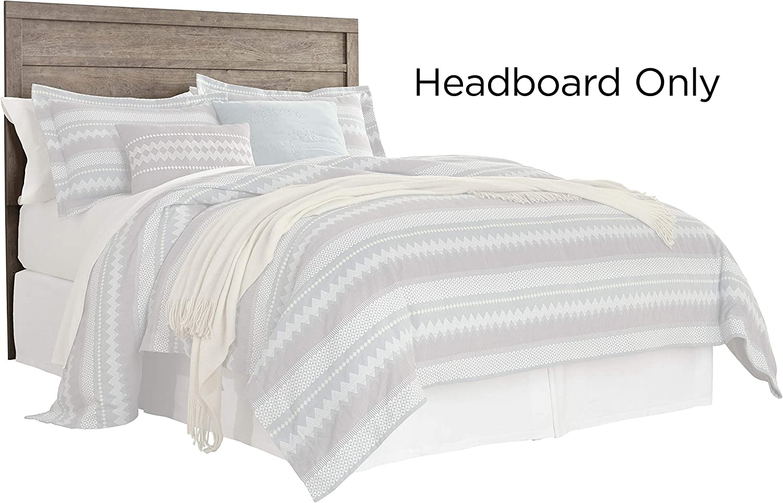 Signature Design by Ashley Culverbach Headboard, Queen/Full, Gray