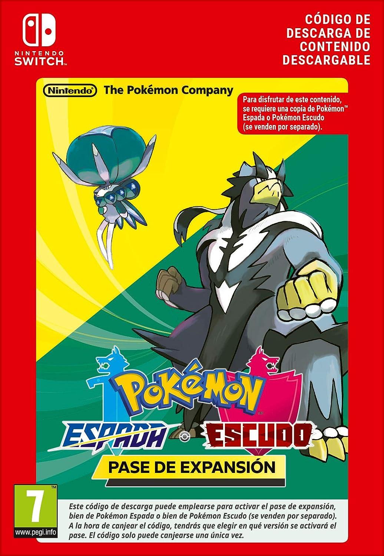 Pokémon Espada y Pokémon Escudo: Pase de expansión | Nintendo ...