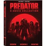 Predator: 3-movie Collection [Blu-ray]