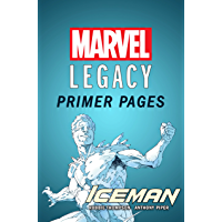 Iceman - Marvel Legacy Primer Pages (Iceman (2017-2018)) (English Edition)