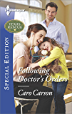Following Doctor's Orders (Texas Rescue)