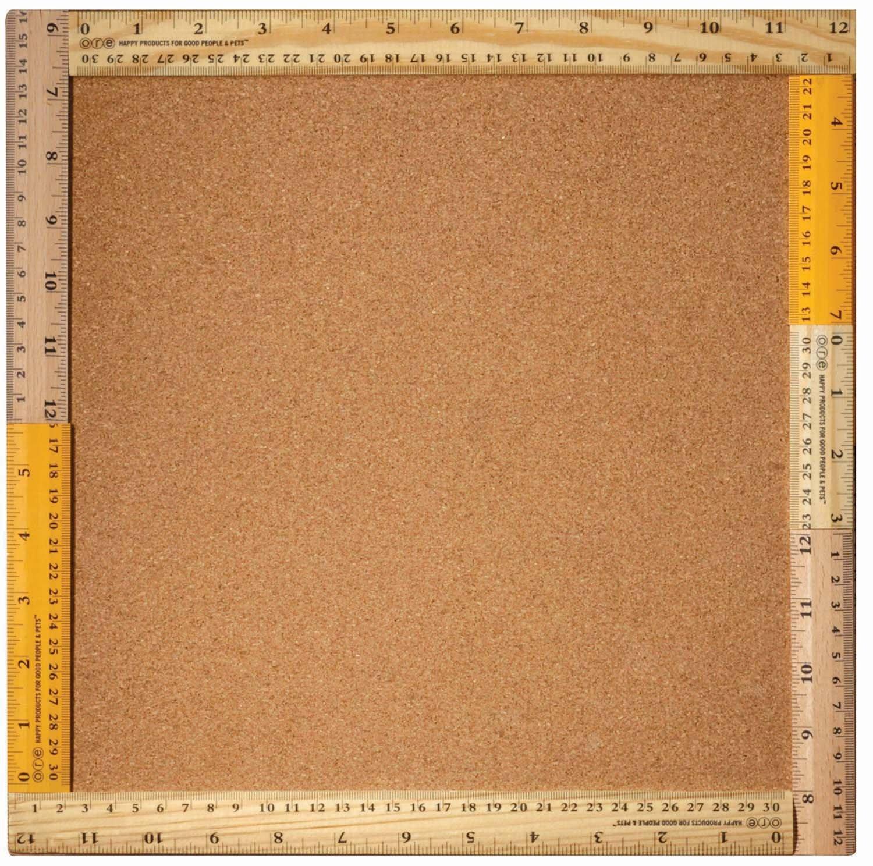 Amazon.com : Sugarbooger Ruler Frame Cork Bulletin Board : Nursery ...