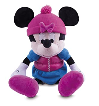 Minnie Mouse - Tembleques, Peluche Interactivo (IMC Toys 181601)