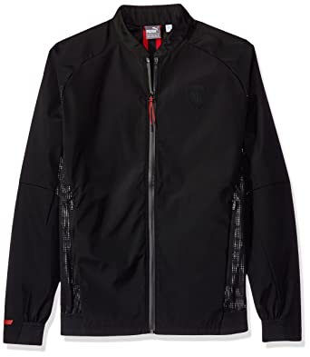 PUMA - Chaqueta para Hombre Negro Moonless Night L: Amazon ...