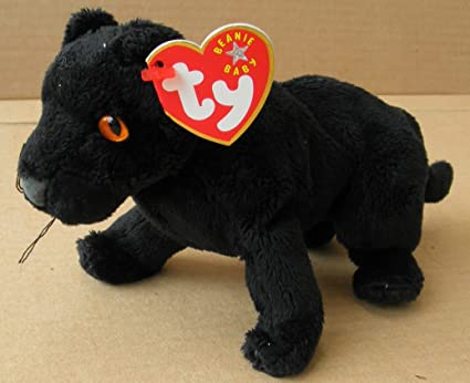 Image Unavailable. Image not available for. Color  TY Beanie Babies  Midnight the Black Panther ... caa8d3480d5