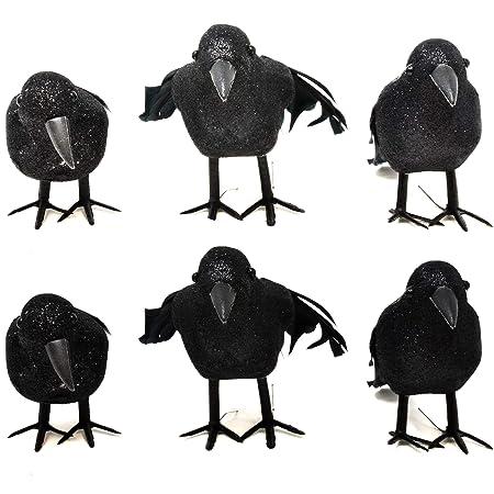 Gift Boutique - Juego de 6 Figuras Decorativas de Halloween con ...