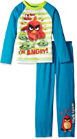 Angry Birds Boys' 2pc Sleepwear Set Set