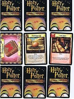 Amazon.com: Harry Potter Card Game Base Set Booster Pack ...
