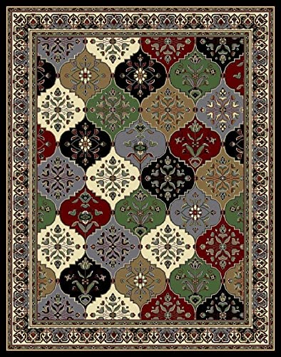 Large Rugs for Living Room 8×10 Traditional Area Rugs Under 100 Prime Rugs