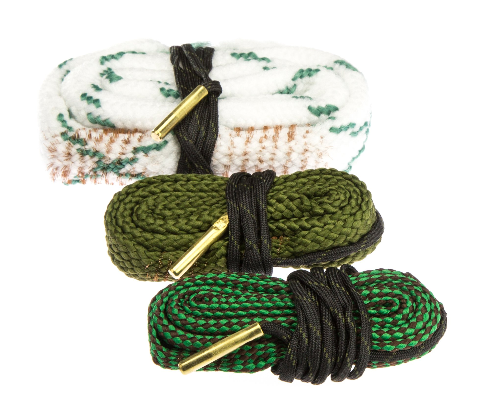 Ultimate 3-Gun Competition Bore Cleaner Combo Kit - includes 12GA, .223 and 9mm bore cleaners by Ultimate Rifle Build