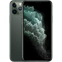 Apple iPhone 11 Pro without FaceTime - 512GB, 4G LTE, Midnight Green