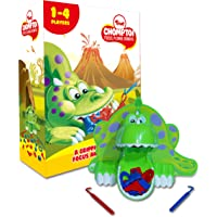 Toiing Chomptoi - Board Game & Fun Birthday Gift Toy for Boys and Girl