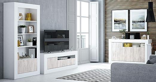 Miroytengo Conjunto Muebles Salon Baltico Estilo Moderno Comedor ...