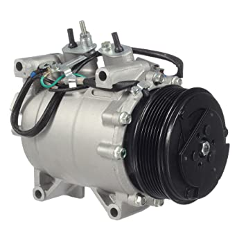 Amazoncom AC Compressor AC Clutch For - 2004 acura tsx ac compressor