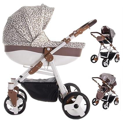 Cochecito para bebé 3 en 1 Friedrich Hugo | Modelo Easy ...