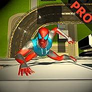 Super Spider Flying Rope Hero Pro