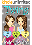 TWINS - Books 14, 15 and 16