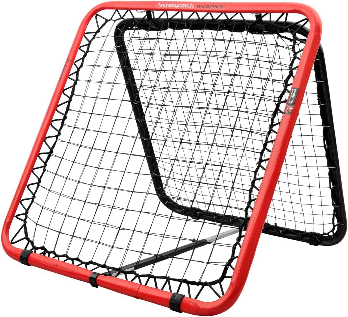 Crazy Catch Wild Child 2.0 Sport Rebounder Net - Best for goalkeepers