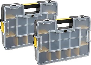 Stanley 195839 S/Master - Caja de herramientas (2 unidades ...