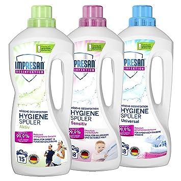 Desinfectante de lavandería Impresan: desinfectante, desinfectante ...