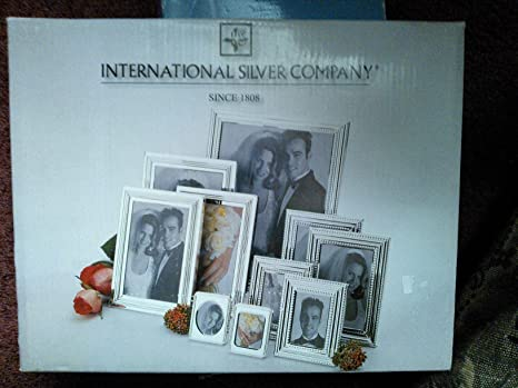 Amazoncom International Silver Company Picture Frames Other