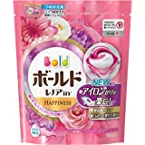 ボールド 洗濯洗剤 ジェルボール3D 癒しのプレミアムブロッサムの香り 詰め替え 18個入