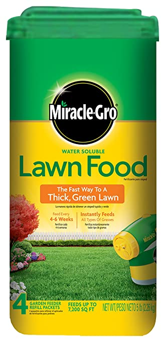 The Best Lawn Fertilizer For Your Yard 4
