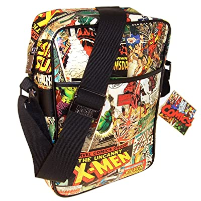 Marvel Retro Flight Bag: Toys & Games